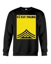 Official Ku Kiai Mauna Shirt Crewneck Sweatshirt thumbnail