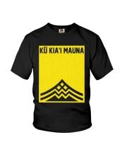 Official Ku Kiai Mauna Shirt Youth T-Shirt thumbnail