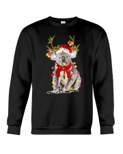 Koala Reindeer Christmas Light Shirt Crewneck Sweatshirt tile