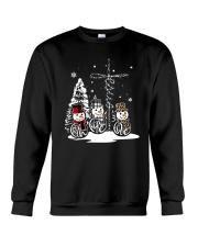Faith Hope Love Snowman Christmas Jesus Shirt Crewneck Sweatshirt thumbnail