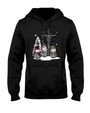 Faith Hope Love Snowman Christmas Jesus Shirt Hooded Sweatshirt thumbnail