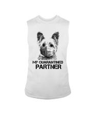 Yorkshire Terrier My Quarantine Partner Shirt Sleeveless Tee thumbnail