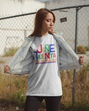 Ish Since 1865 Juneteenth Shirt Classic T-Shirt apparel-classic-tshirt-lifestyle-07