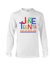 Ish Since 1865 Juneteenth Shirt Long Sleeve Tee thumbnail