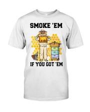 Honey Smoke Em If You Got Em Get The Shirt Premium Fit Mens Tee thumbnail