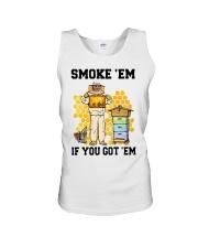 Honey Smoke Em If You Got Em Get The Shirt Unisex Tank thumbnail