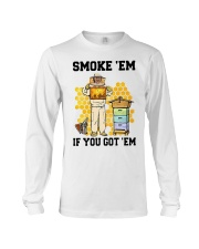 Honey Smoke Em If You Got Em Get The Shirt Long Sleeve Tee thumbnail