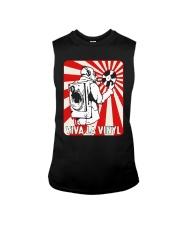 Viva La Vinyl Shirt Sleeveless Tee thumbnail