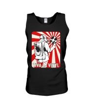 Viva La Vinyl Shirt Unisex Tank thumbnail