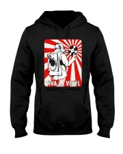 Viva La Vinyl Shirt Hooded Sweatshirt thumbnail