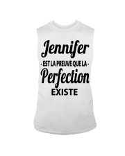 Jennifer Est La Preuve Que La Perfection Shirt Sleeveless Tee thumbnail