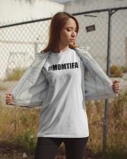 Momtifa Shirt Classic T-Shirt apparel-classic-tshirt-lifestyle-07