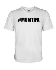 Momtifa Shirt V-Neck T-Shirt thumbnail