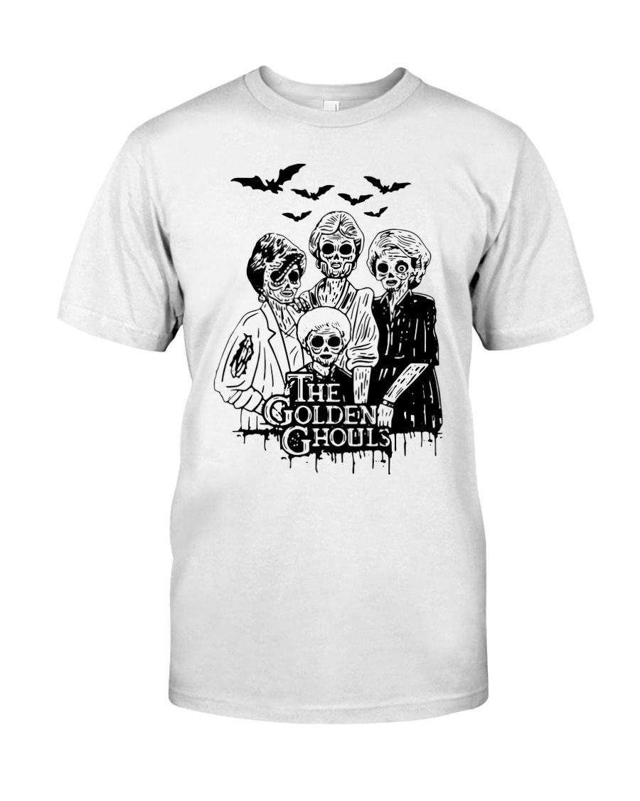 The Golden Ghouls Shirt Classic T-Shirt