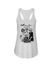The Golden Ghouls Shirt Ladies Flowy Tank thumbnail
