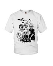 The Golden Ghouls Shirt Youth T-Shirt thumbnail