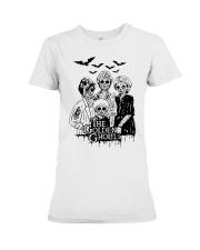 The Golden Ghouls Shirt Premium Fit Ladies Tee thumbnail