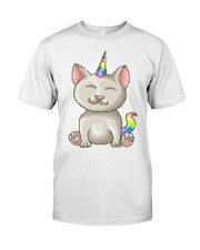 Kitty Unicorn Classic T-Shirt thumbnail