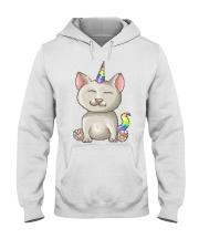 Kitty Unicorn Hooded Sweatshirt thumbnail