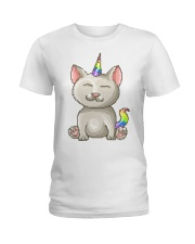 Kitty Unicorn Ladies T-Shirt thumbnail