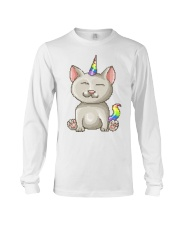 Kitty Unicorn Long Sleeve Tee thumbnail