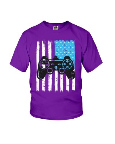 American Flag Gamer