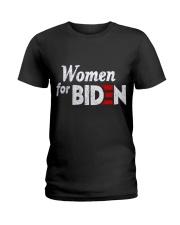 Women Biden Ladies T-Shirt front