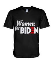 Women Biden V-Neck T-Shirt thumbnail