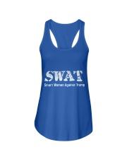 SWAT Ladies Flowy Tank thumbnail