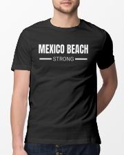 Mexico Beach Strong Hurricane Michael T-Shirt Classic T-Shirt lifestyle-mens-crewneck-front-13