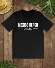 Mexico Beach Strong Hurricane Michael T-Shirt Classic T-Shirt lifestyle-mens-crewneck-front-18