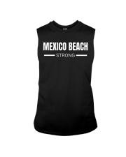 Mexico Beach Strong Hurricane Michael T-Shirt Sleeveless Tee thumbnail