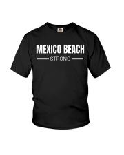 Mexico Beach Strong Hurricane Michael T-Shirt Youth T-Shirt thumbnail