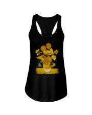 Sunflowers Vincent van Gogh Shirt Ladies Flowy Tank thumbnail