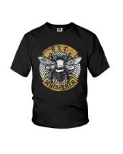 Bee Whisperer Beekeeper T-Shirt Youth T-Shirt thumbnail