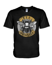 Bee Whisperer Beekeeper T-Shirt V-Neck T-Shirt thumbnail