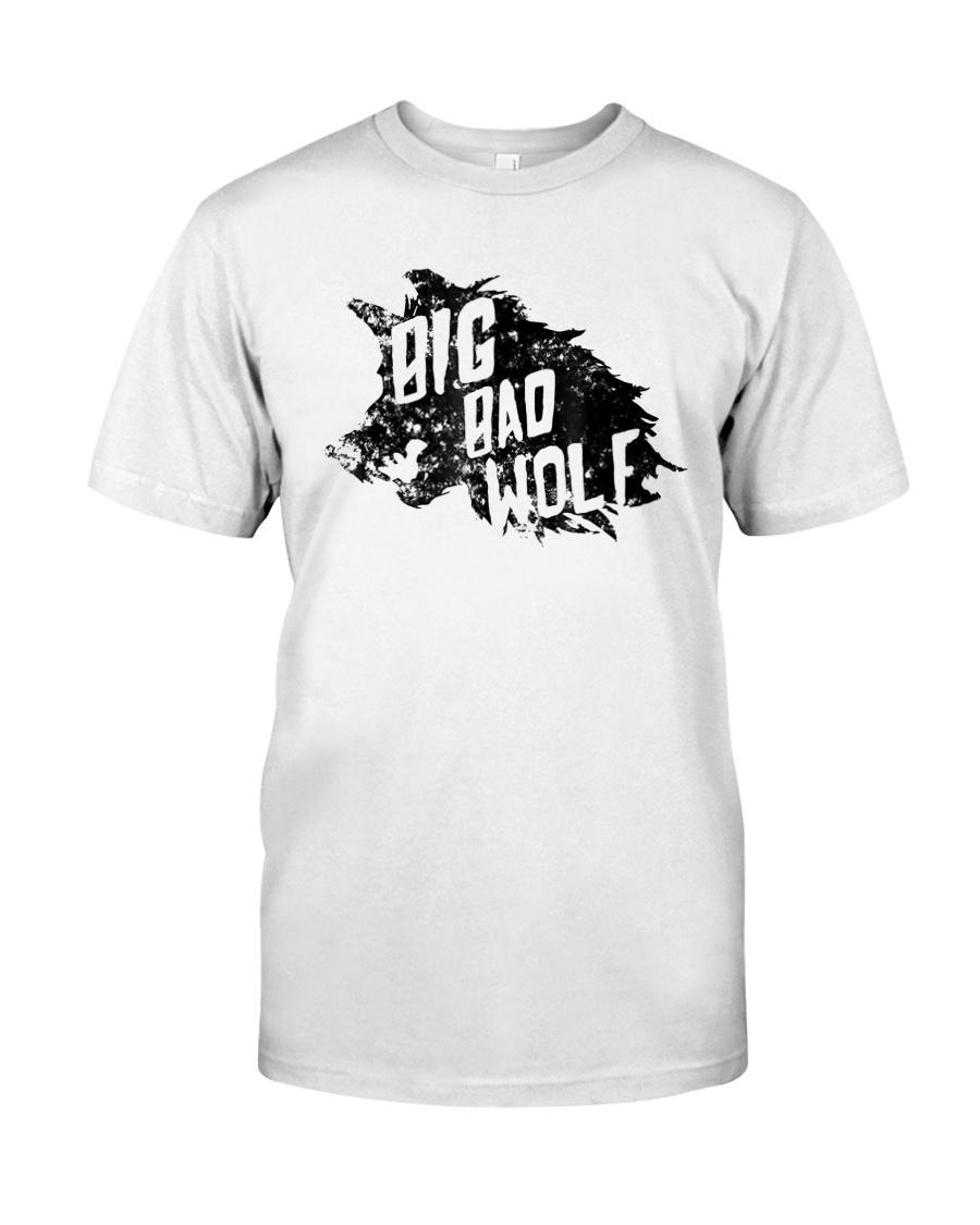 Big Bad Wolf Halloween Unisex Shirt Classic T-Shirt
