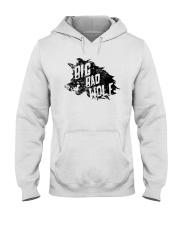 Big Bad Wolf Halloween Unisex Shirt Hooded Sweatshirt thumbnail