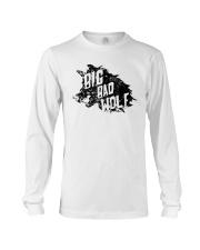 Big Bad Wolf Halloween Unisex Shirt Long Sleeve Tee thumbnail