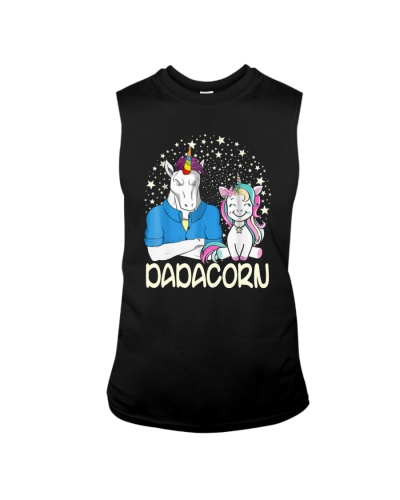 Dadacorn Unicorn Dad Shirt
