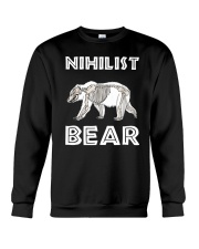 Nihilist Bear Mama Bear Shirt Crewneck Sweatshirt thumbnail