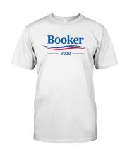 Cory Booker 2020 T-Shirt Classic T-Shirt front