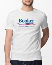 Cory Booker 2020 T-Shirt Classic T-Shirt lifestyle-mens-crewneck-front-13