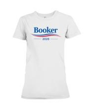 Cory Booker 2020 T-Shirt Premium Fit Ladies Tee thumbnail