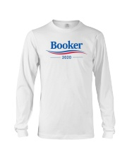Cory Booker 2020 T-Shirt Long Sleeve Tee thumbnail
