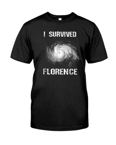 I Survived Hurricane Florence Shirt