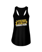 Women I Just Hope Both Teams Have Fun Shirt Ladies Flowy Tank thumbnail