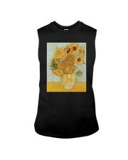 Sunflowers Vincent van Gogh T-Shirt Sleeveless Tee thumbnail