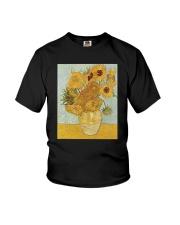 Sunflowers Vincent van Gogh T-Shirt Youth T-Shirt thumbnail