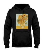 Sunflowers Vincent van Gogh T-Shirt Hooded Sweatshirt thumbnail